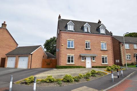 5 bedroom detached house for sale - 29 Ffordd Leyshon, Bryncethin, Bridgend, Bridgend County Borough, CF32 9AZ