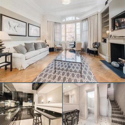 1 bedroom flat to rent - Pont Street, London