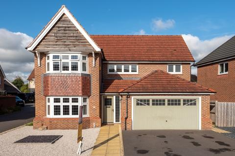 4 bedroom detached house for sale - Reed Drive, Castle View, Stafford
