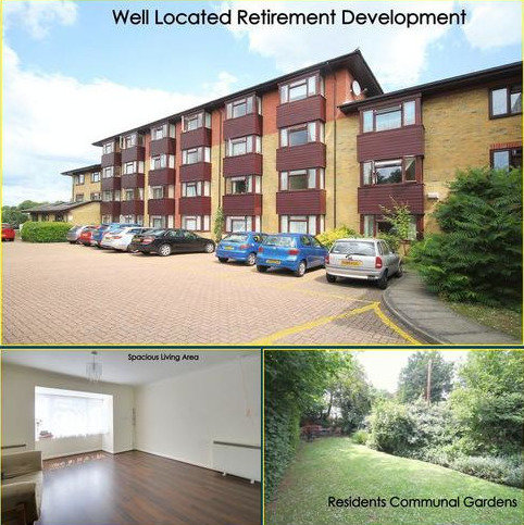 1 bedroom retirement property for sale - Red Lodge Road, West Wickham