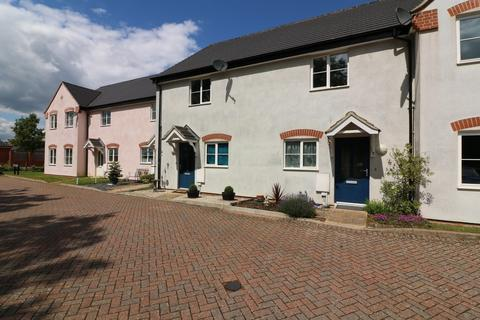 2 bedroom terraced house for sale - Fen View Close, Diss