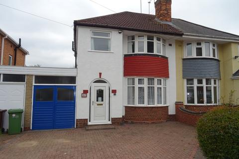 3 bedroom semi-detached house to rent - Thurlston Avenue, Olton, Solihull