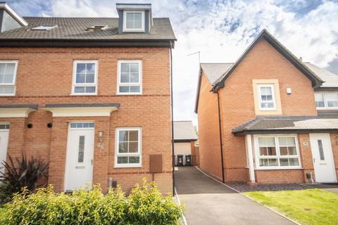 4 bedroom townhouse for sale - Earls Drive, Stenson Fields, Derby
