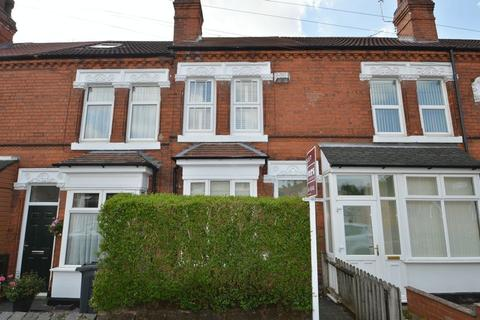 2 bedroom terraced house to rent - 49 Highbury Road, Kings Heath B14 7QN