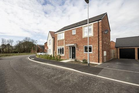 3 bedroom detached house for sale - Standrop Crescent, St. Mary Park, Stannington