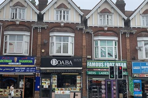 Retail property (high street) to rent - Soho Road, Birmingham