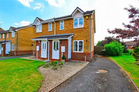 2 bedroom semi-detached house for sale - Nevis Grove, Coppice Farm, Willenhall