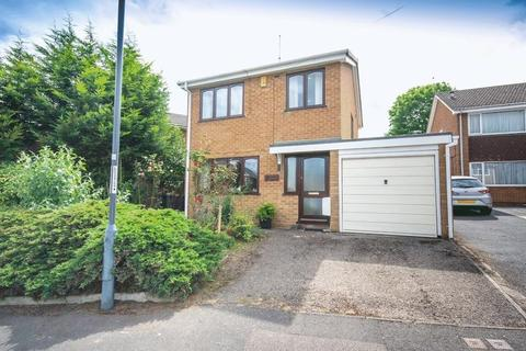 3 bedroom detached house for sale - MOIRA CLOSE, CHADDESDEN