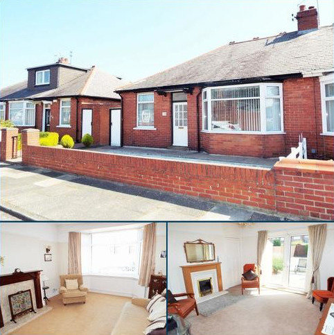 2 bedroom bungalow for sale - Glendale Avenue, North Shields