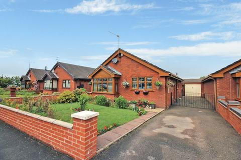 3 bedroom detached bungalow for sale - Aspen Close, Harriseahead, Stoke-On-Trent