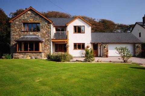 5 bedroom detached house for sale - Fronhaul, Ffordd Y Crynwyr, Llwyngwril, Gwynedd, LL37
