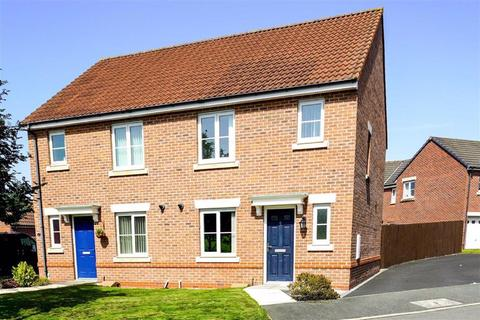 3 bedroom semi-detached house for sale - Ebony Court, Ewloe, Ewloe, Flintshire