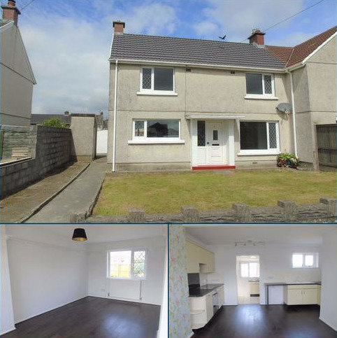 2 bedroom semi-detached house for sale - Iscoed, Stradey, Llanelli