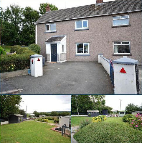 3 bedroom semi-detached house for sale - Bryngwenllian, Whitland