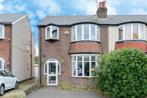 3 bedroom semi-detached house for sale - Norman Avenue, Harborne, Birmingham, B32