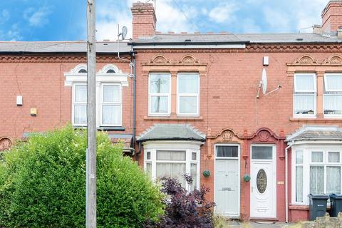 2 bedroom terraced house for sale - Selsey Road, Edgbaston, Birmingham, B17