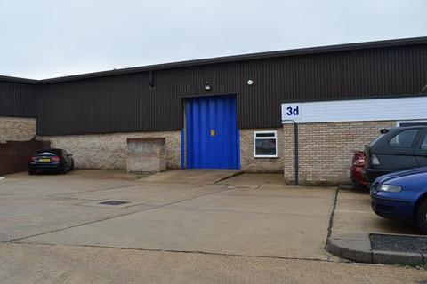 Warehouse to rent - Moss Road, CM8