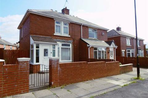 2 bedroom semi-detached house for sale - Mason Road, High Farm, Wallsend, NE28