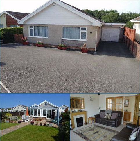 3 bedroom detached bungalow for sale - Ocean View Close, Swansea, SA2