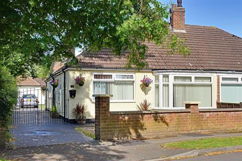 2 bedroom semi-detached bungalow for sale - Connaught Road, Nunthorpe