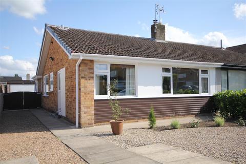 3 bedroom semi-detached bungalow for sale - Curlew Glebe, Dunnington, York, YO19