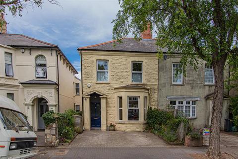 4 bedroom semi-detached house for sale - Partridge Road, Roath