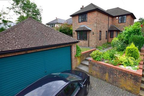4 bedroom detached house for sale - Lenham Road, Platts Heath, Maidstone, Kent