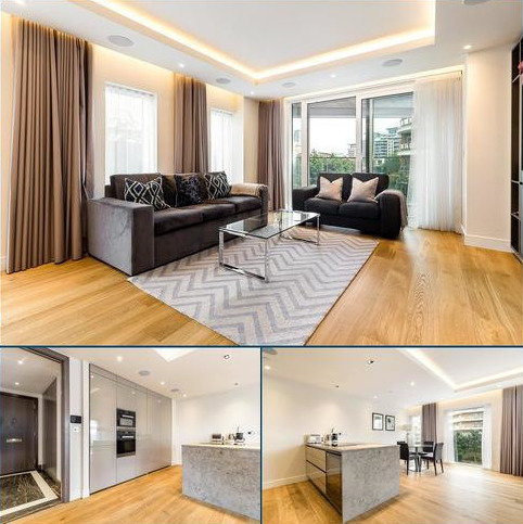 1 bedroom flat for sale - Chelsea Creek Tower, 12 Park Street, London, SW6