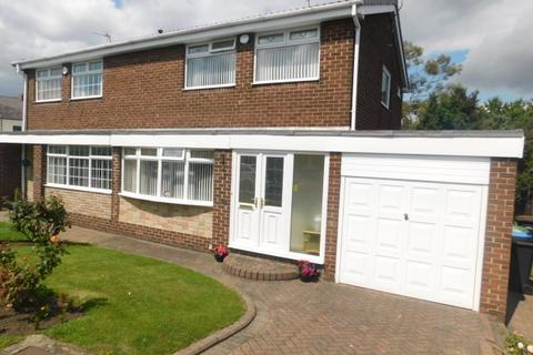 3 bedroom semi-detached house for sale - ORCHARD CLOSE, SEDGEFIELD, SEDGEFIELD DISTRICT