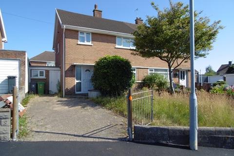 3 bedroom semi-detached house for sale - Chard Avenue, Llanrumney, Cardiff