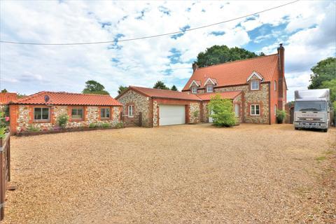 4 bedroom detached house for sale - Laziate Drove, Pott Row, Kings Lynn PE32