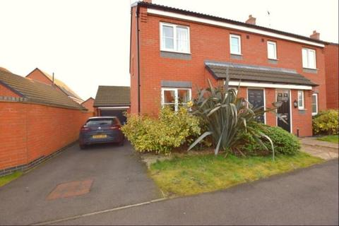 3 bedroom house to rent - Sandpit Drive, Birstall, LE4