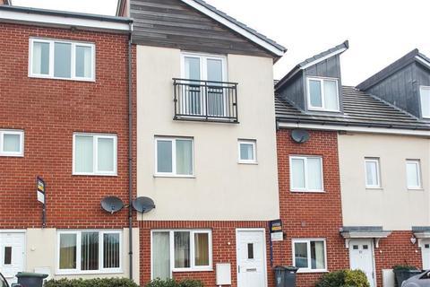 4 bedroom townhouse to rent - Brentleigh Way, Hanley, Stoke-On-Trent, ST1 3GX