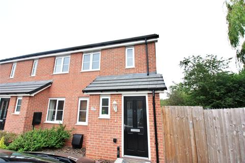 2 bedroom end of terrace house to rent - John Brooks Gardens, Holbrooks, Coventry, West Midlands, CV6