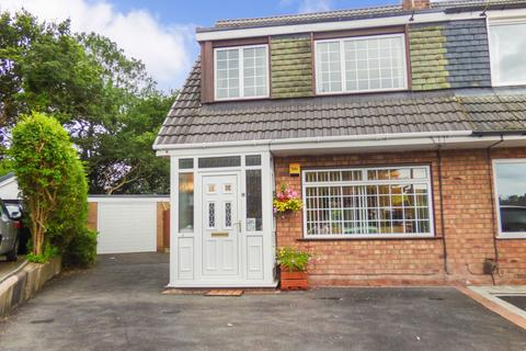 3 bedroom semi-detached house for sale - Silverdale Close, High Lane, Stockport, SK6