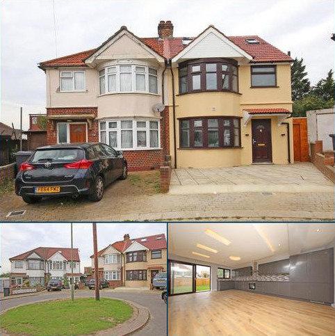 5 bedroom semi-detached villa for sale - Stuart Avenue, London NW9