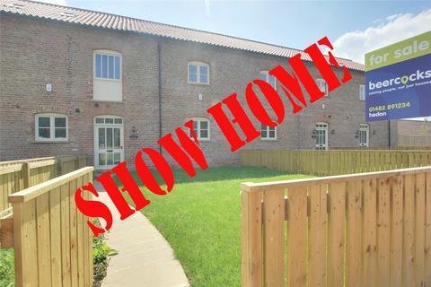 3 bedroom terraced house for sale - Enholmes Farm, Patrington, East Riding of Yorkshi, HU12