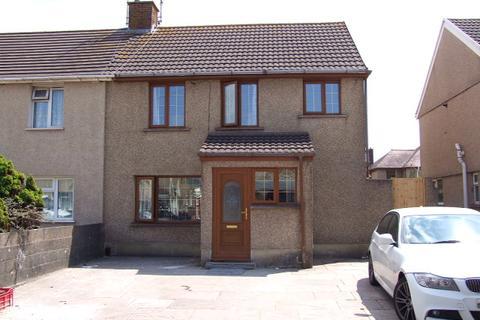 3 bedroom semi-detached house for sale - 27 Dylan Crescent, Sandfields, Port Talbot