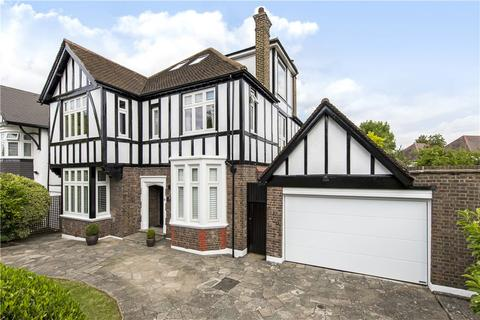 6 bedroom detached house for sale - Alverstone Road, Willesden Green, London, NW2