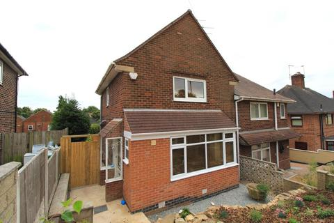 2 bedroom semi-detached house to rent - Arnold Road, Bestwood, Nottingham NG5
