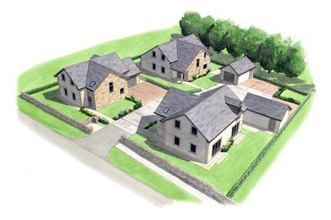 3 bedroom detached house for sale - Flodden Court, Main Street, Branxton, Cornhill-On-Tweed