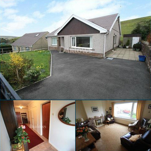 3 bedroom bungalow for sale - Western Crescent, Tredegar, Gwent