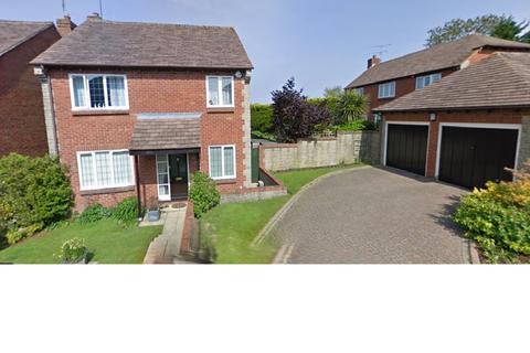 4 bedroom house for sale - Meredith Close, Halstock, YEOVIL, Somerset, BA22