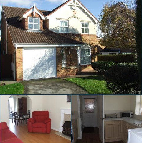 3 bedroom detached house to rent - Northwood Drive, Hessle