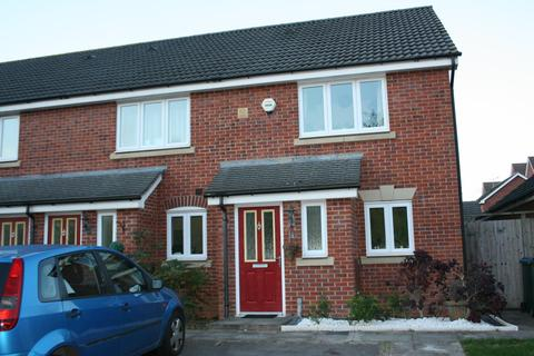 2 bedroom terraced house to rent - Manhattan Way, Coventry, West Midlands, CV4
