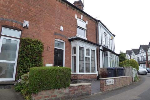 2 bedroom terraced house to rent - Station Road, Harborne, Birmingham, B17 9LP
