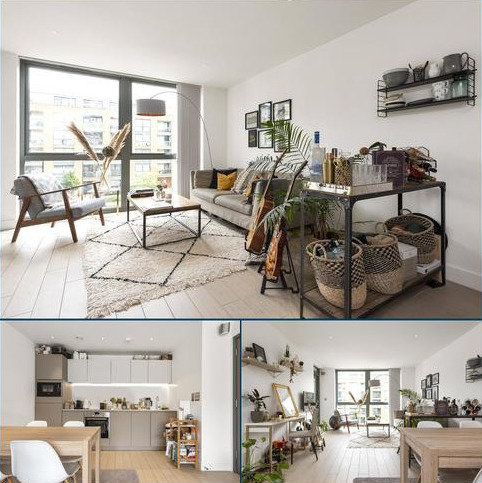 1 bedroom flat for sale - Canalside Square, London, N1