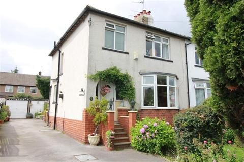 3 bedroom semi-detached house for sale - Priesthorpe Avenue, Farsley, LS28