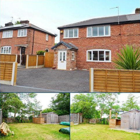 3 bedroom semi-detached house for sale - Heathbank Road, Blackley, Manchester, M9
