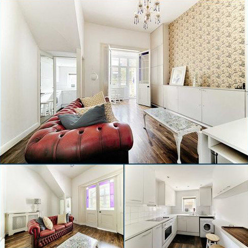 1 bedroom flat to rent - Jeffreys Road, Stockwell, London